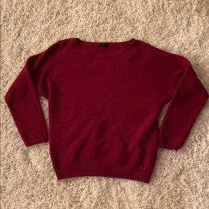 J.Crew Maroon Sweater
